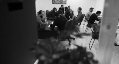 Lavoratorio Coworking Bagnoli Napoli